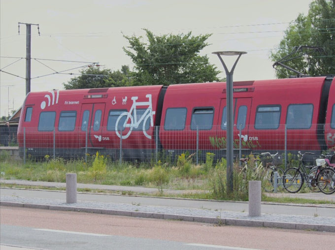 電車内自転車持ち込み可
