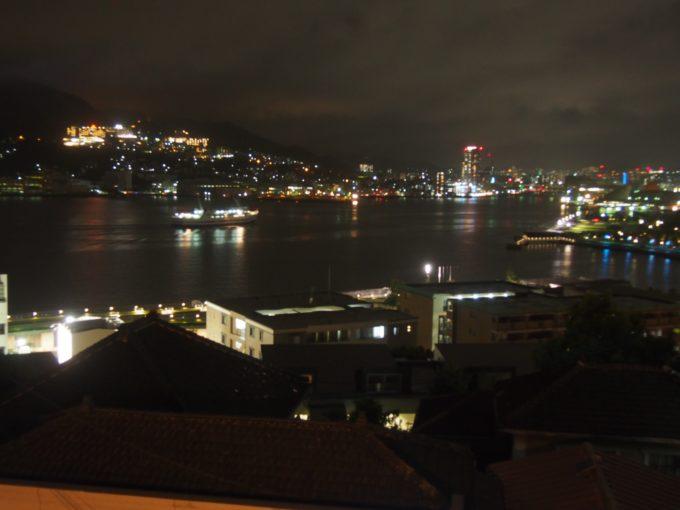 長崎港・夜景