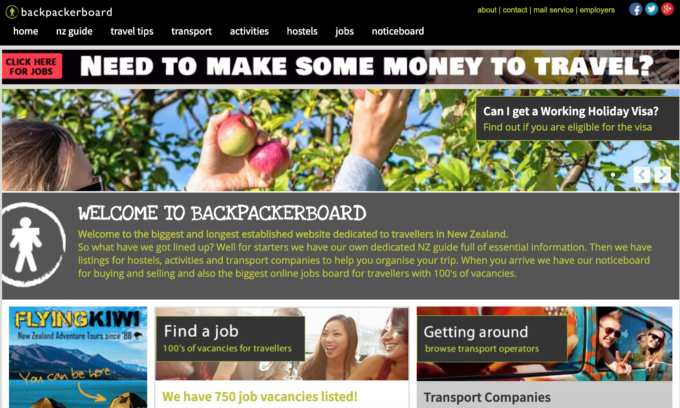 backpackerboard