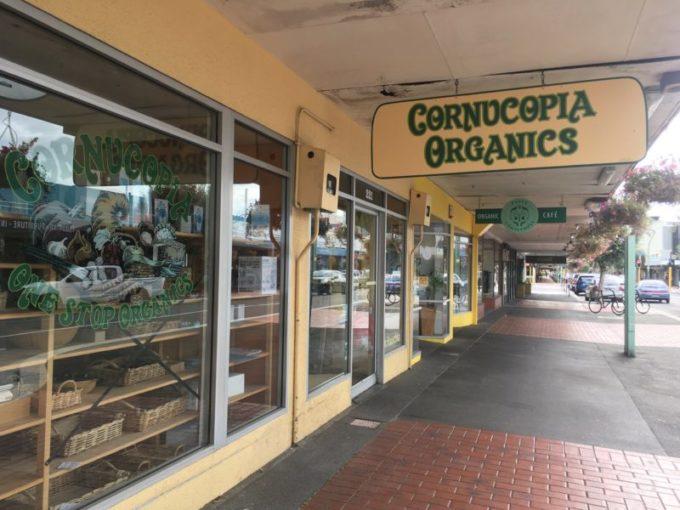 Cornucopia The Organic Shop