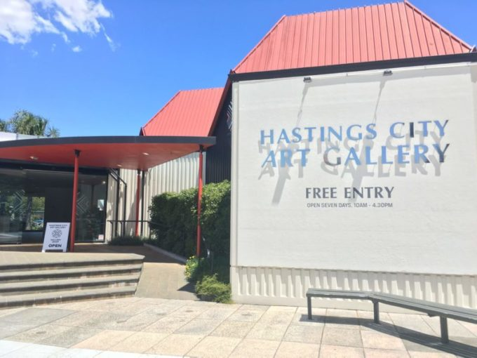 Hastings City Art Gallery