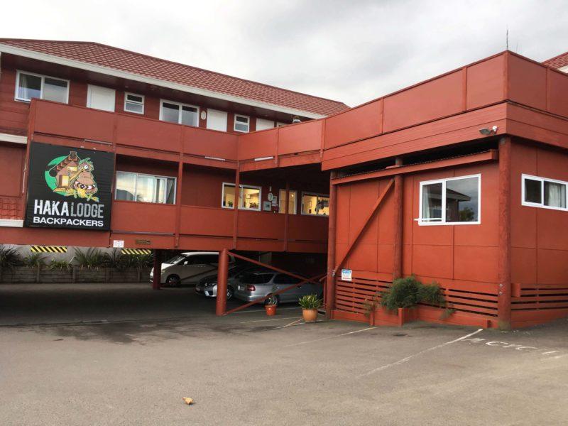 Haka Lodge Hostel