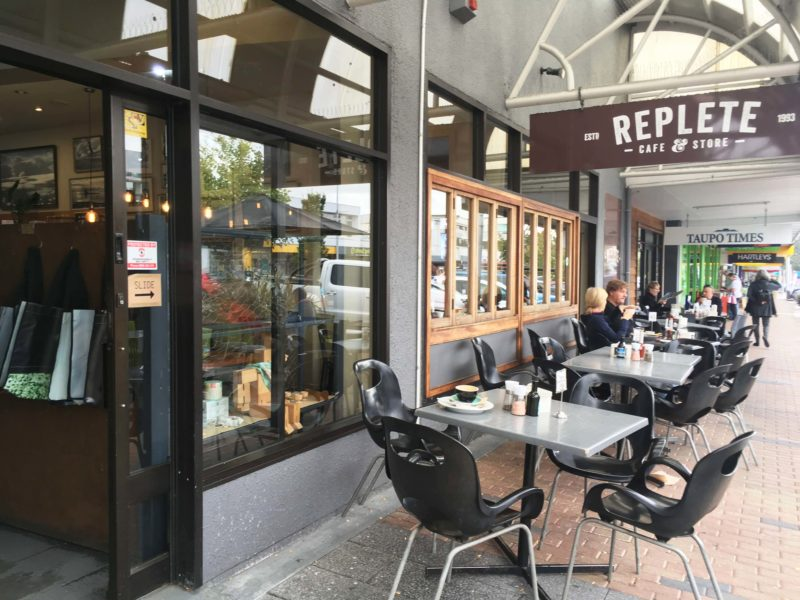 Replete Cafe & Store