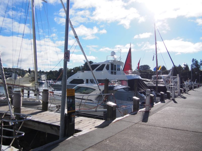 Taupo Boat Harbour